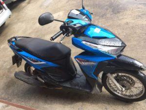 Motorbike ride to Pai