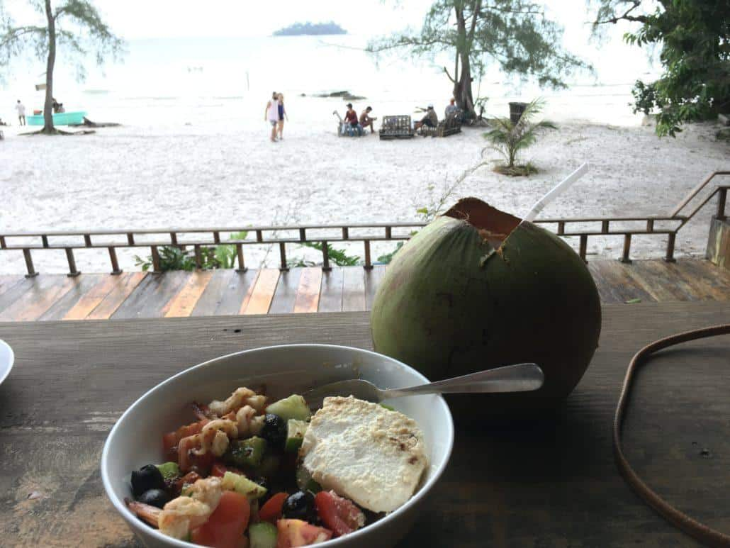 How to become a nomad and work from a beach in Cambodia