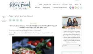 freelance writing jobs for beginners on a food blog