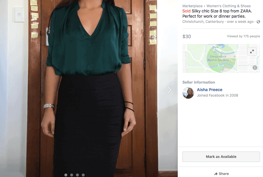 How to make $1000 fast by selling clothes on Facebook Marketplace