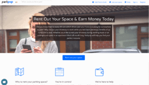live frugally and earn extra by renting your car space out with Park PNP