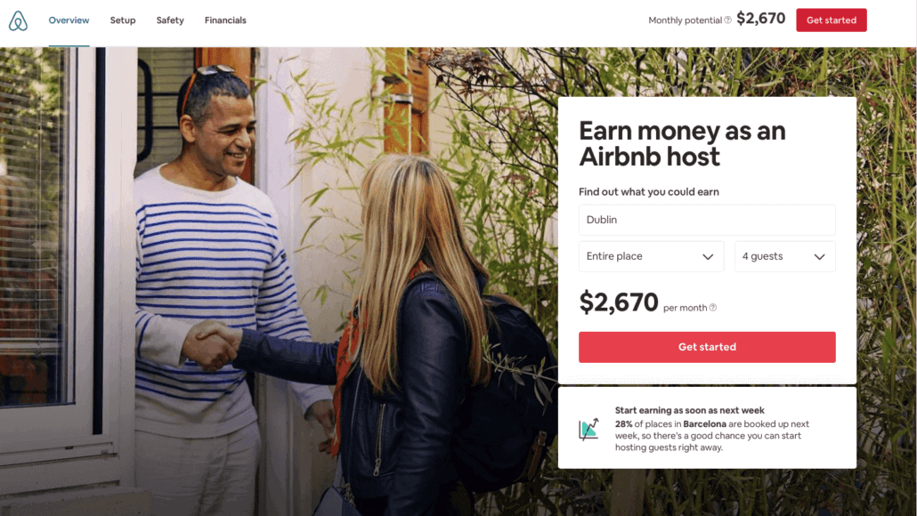 How to make $1000 fast by renting a room out on airBnb