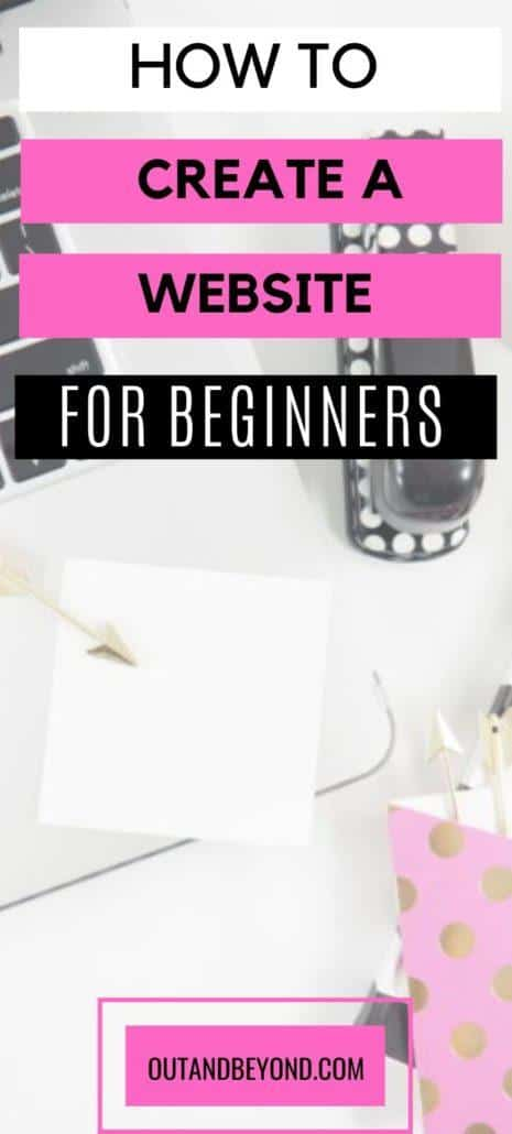 HOW TO CREATE A FREELANCE WEBSITE FOR BEGINNERS 5