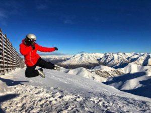 how to start working from home and ski in your lunch break