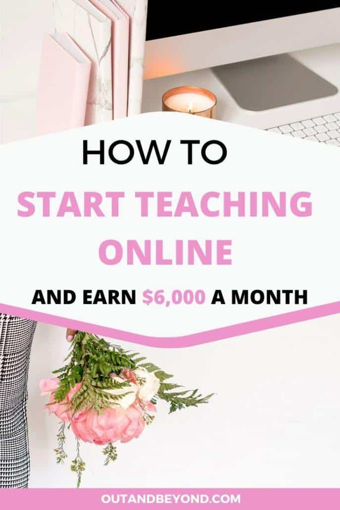 HOW TO START TEACHING ONLINE 2