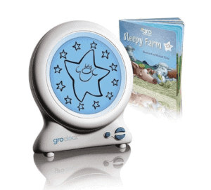 how to work at home with kids gro clock
