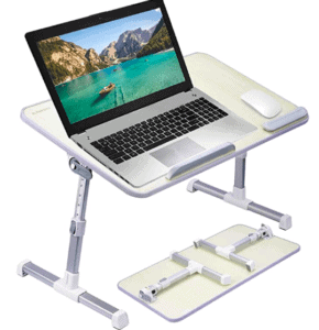 productivity tips - laptop stand