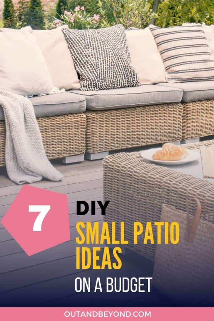 diy small patio ideas on a budget backyards, diy small patio ideas on a budget apartment therapy, diy small patio ideas on a budget seating areas, diy small patio ideas on a budget side yards, diy small patio ideas on a budget outdoor living, diy small patio ideas on a budget design, diy small patio ideas on a budget spaces, diy small patio ideas on a budget decks, Budget garden inspiration ideas,Backyard renovation ideas #diy #smallpatios #homedecor