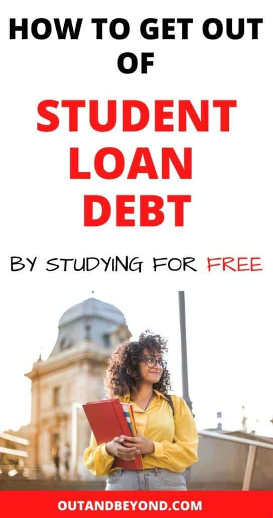 HOW TO GET OUT OF STUDENT LOAN DEBT4