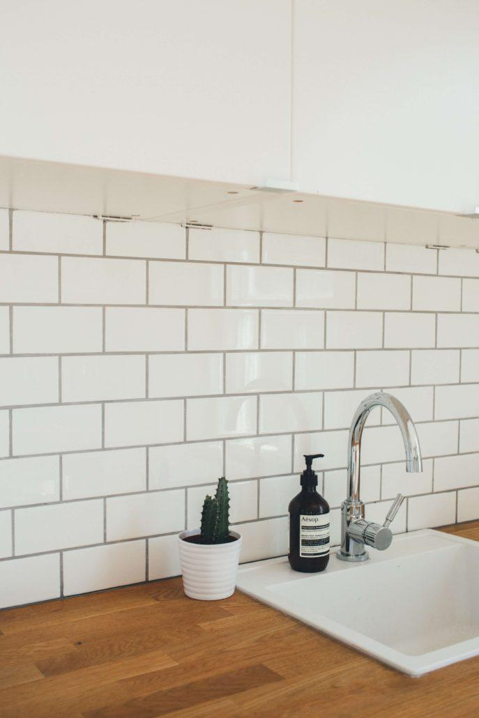 home improvements backsplash