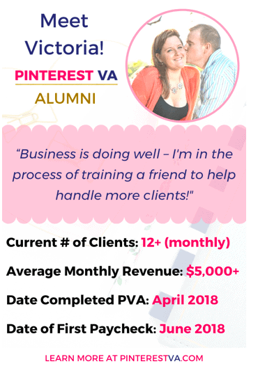 how to become a pinterest va