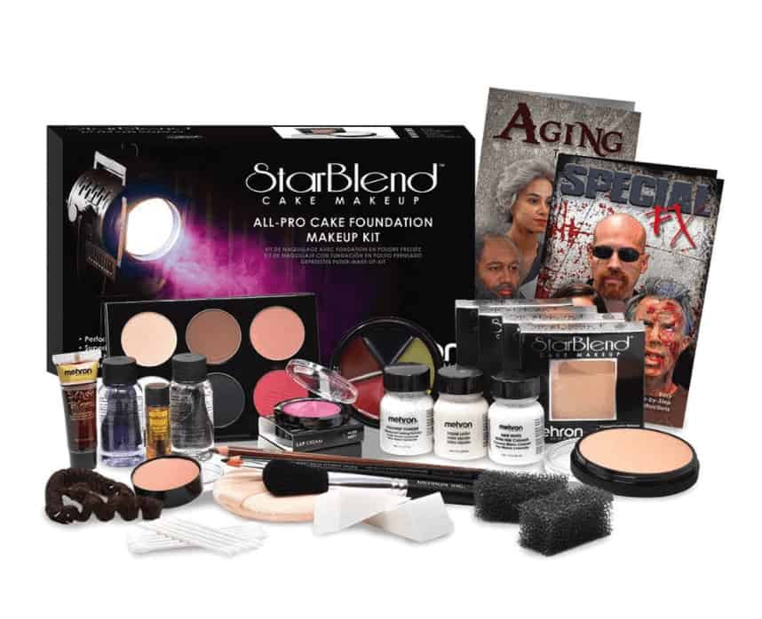freelance makeup artist kit MEHRON MAKEUP ALL-PRO