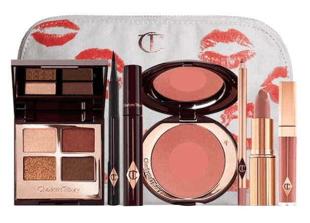 how to become a freelance makeup artist with CHARLOTTE TILBURY BELLA SOFIA