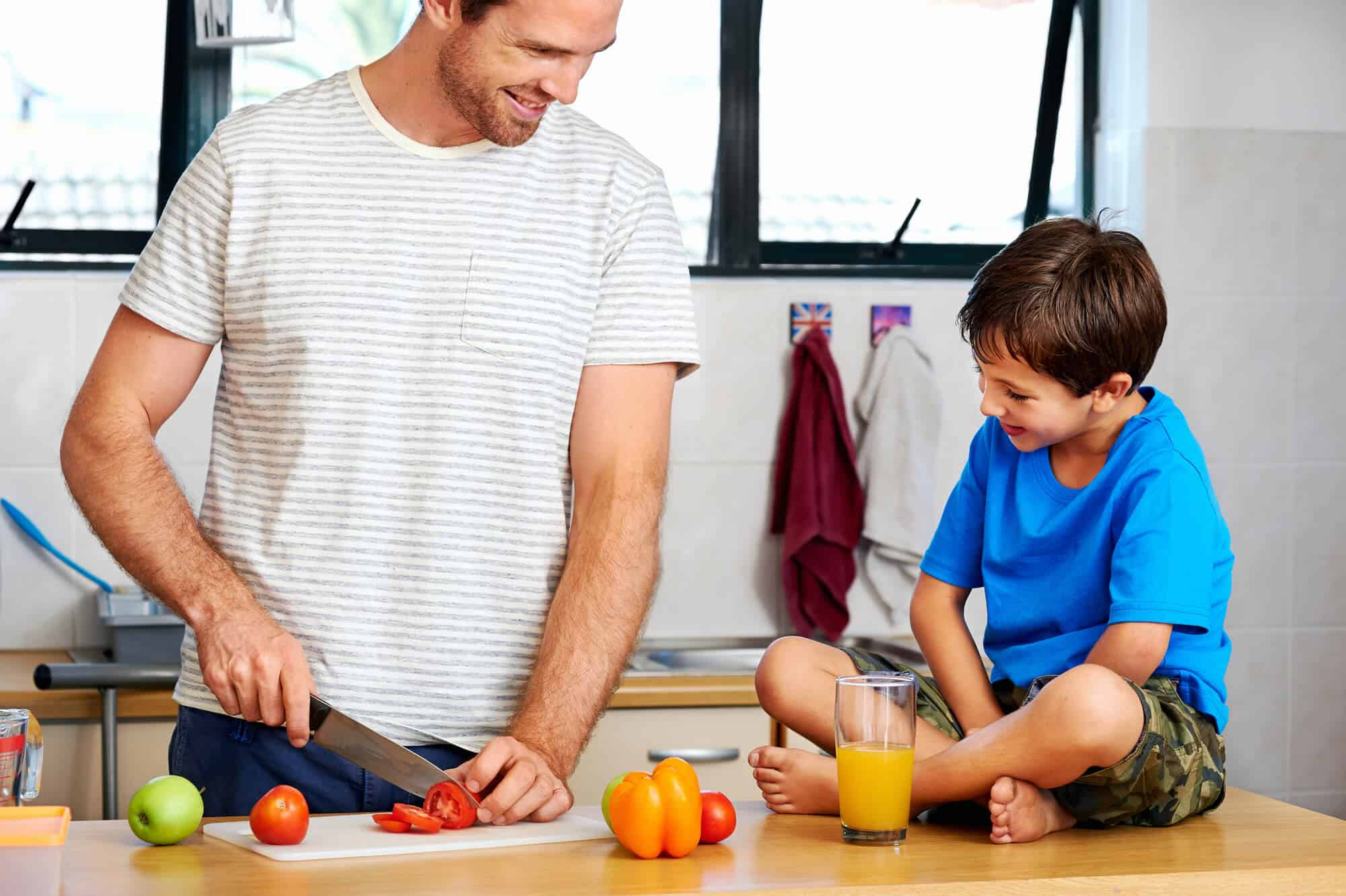 Stay At Home Dad Jobs (That Pay Well) - Outandbeyond