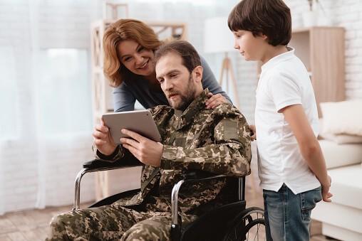 online jobs for disabled veterans