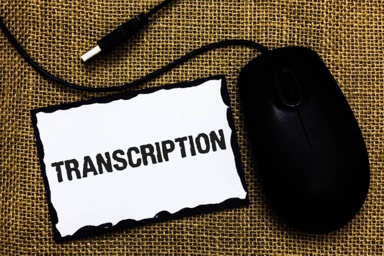 transcriptionist tools