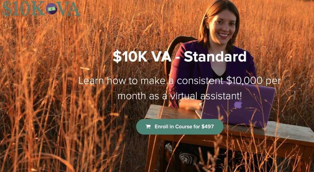become a virtual marketing assistant with $10kVA course