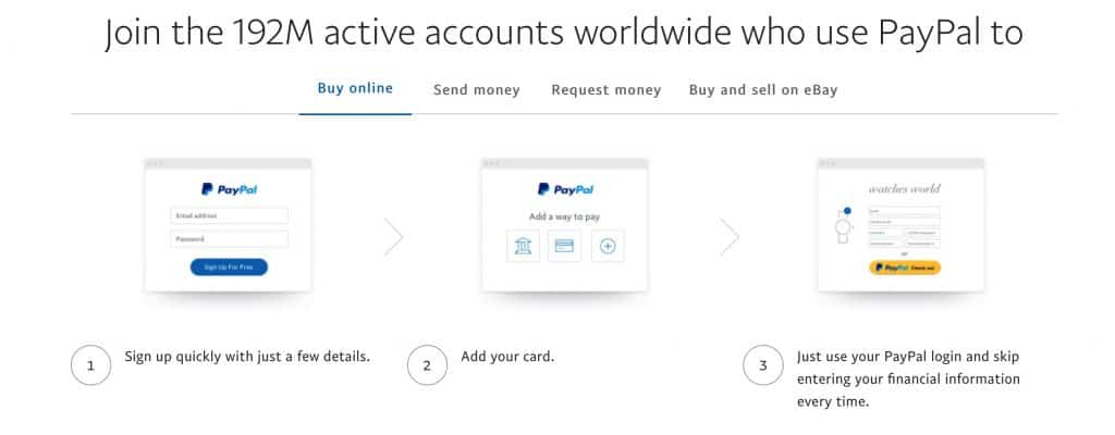 banking for digital nomads with PayPal