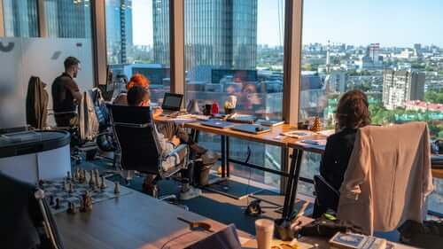 coworking space Barcelona