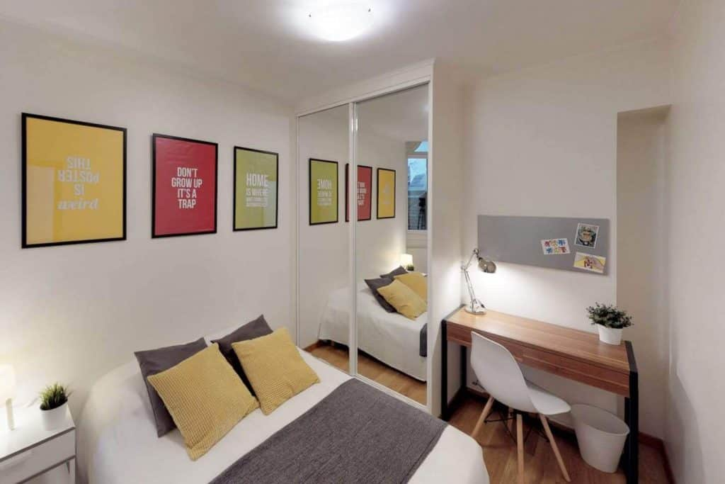 Coliving in Paris at gare du nord