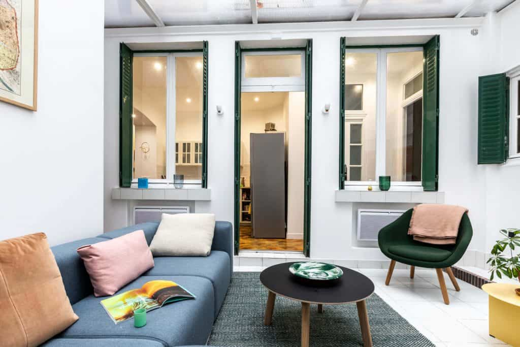 Coliving in Paris at Jouffey