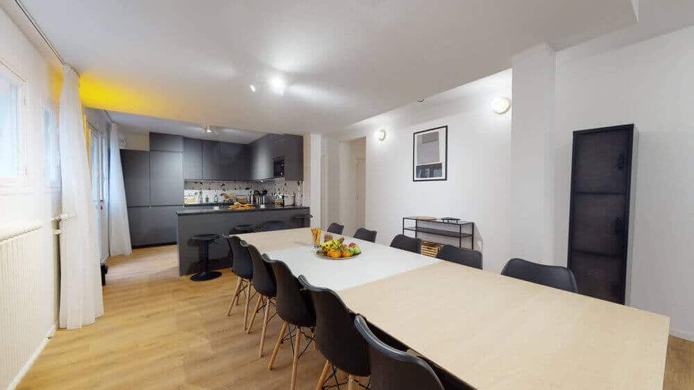 Coliving in Paris at Moulin
