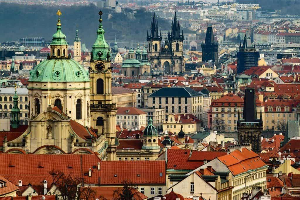 Digital Nomad Prague