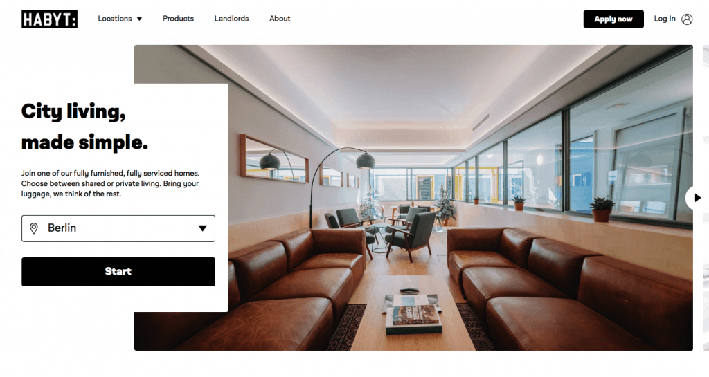 coliving in Berlin at habyt