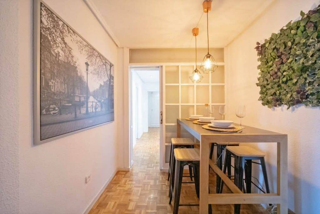 Coliving in madrid at Peral