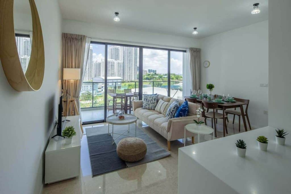 coliving in singapore at Easy City