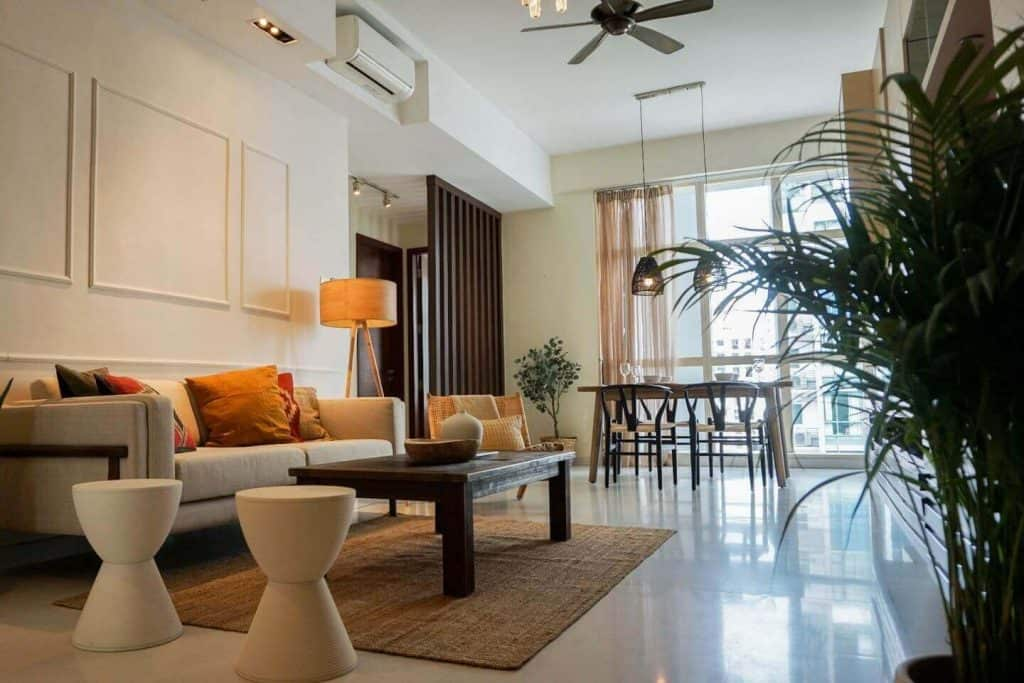 coliving in singapore at Her Homes