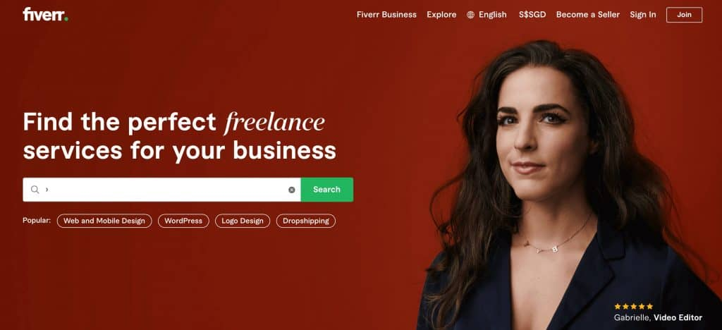 virtual assistant jobs for beginners on fiverr