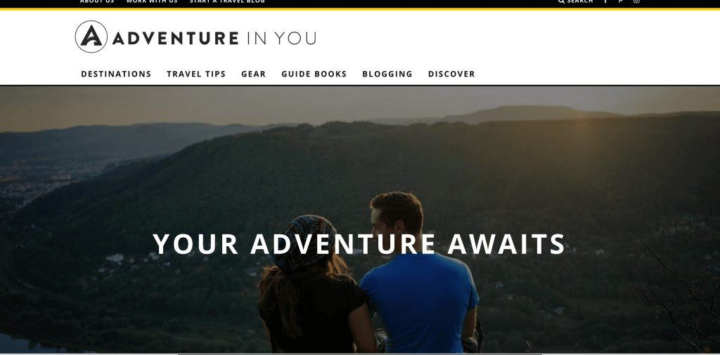 Write For A Digital Nomad Blog adventure in you