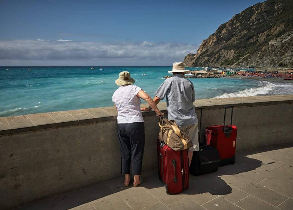 Frugal Living Tips For Seniors when traveling