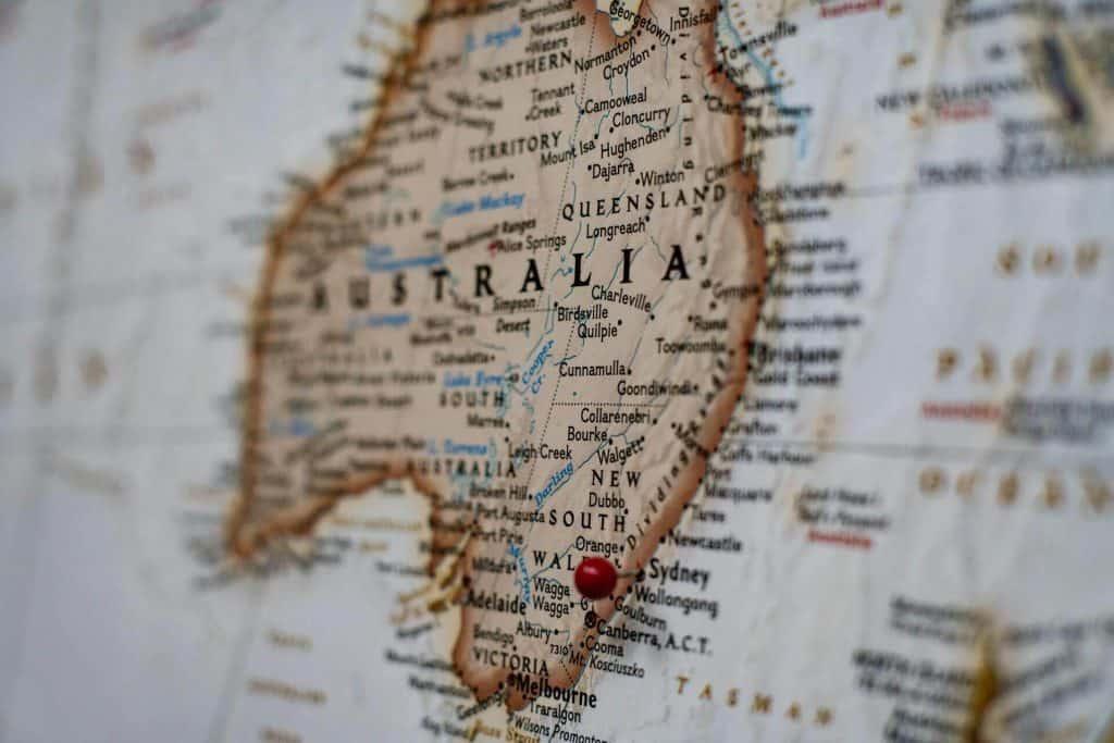 digital nomad australia