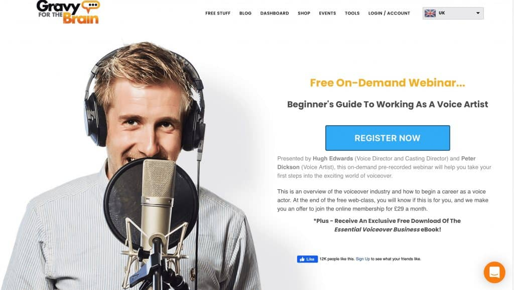 Make Money With Your Voice