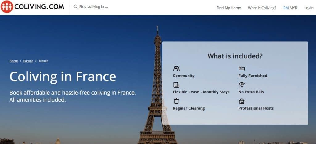 Coliving in France