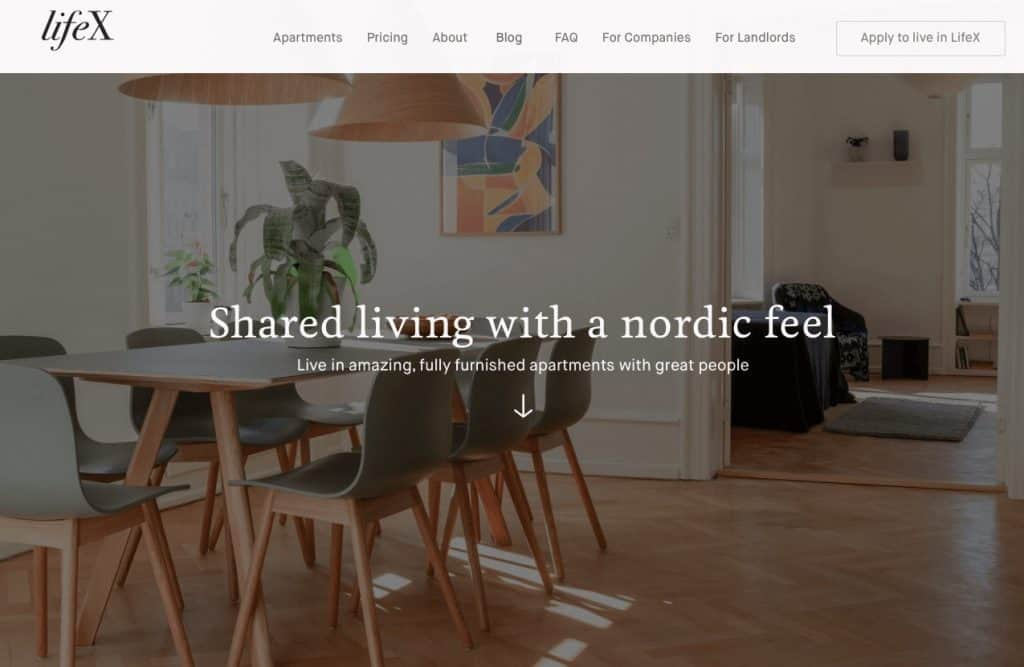 Coliving in France at LifeX