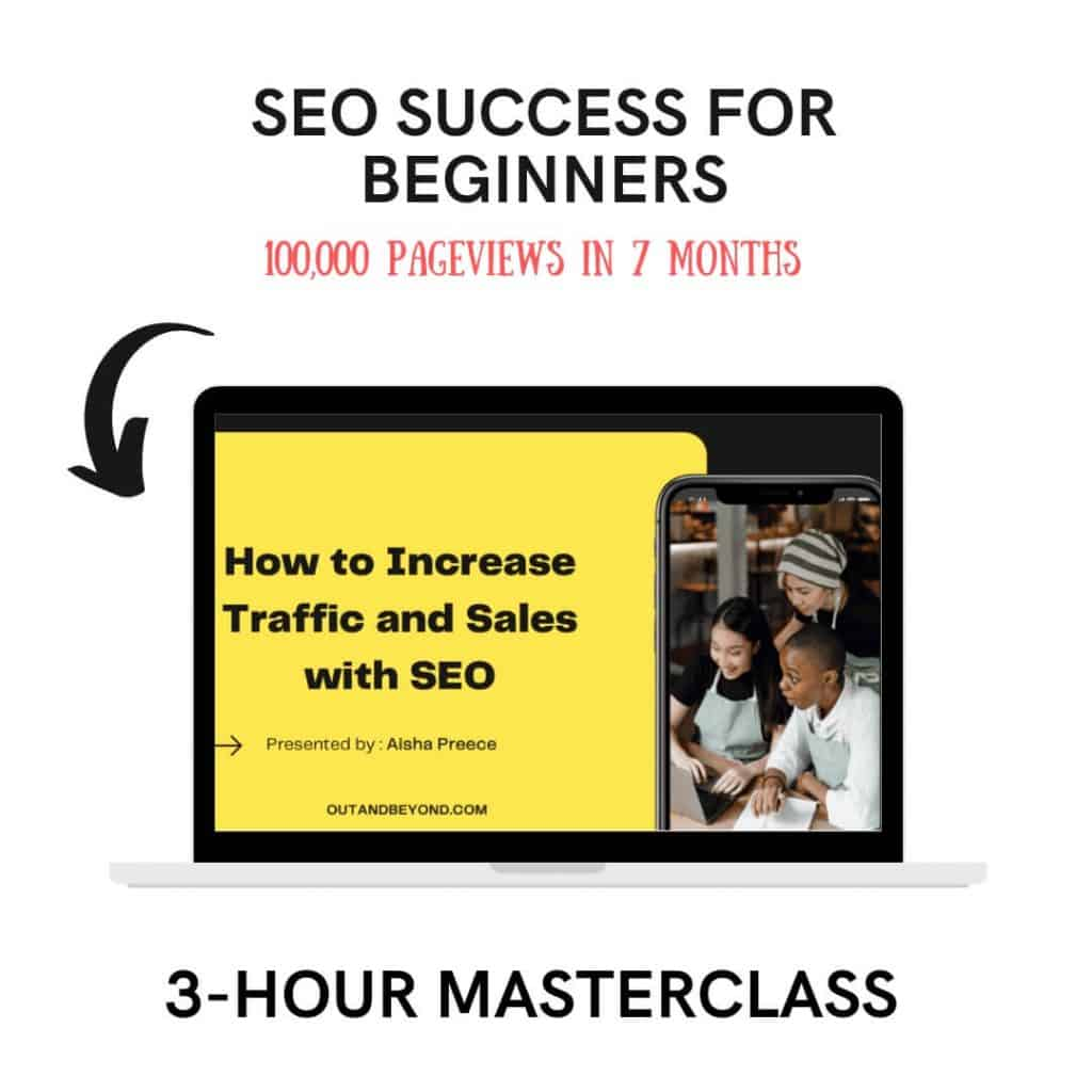 SEO SUCCESS FOR BEGINNERS