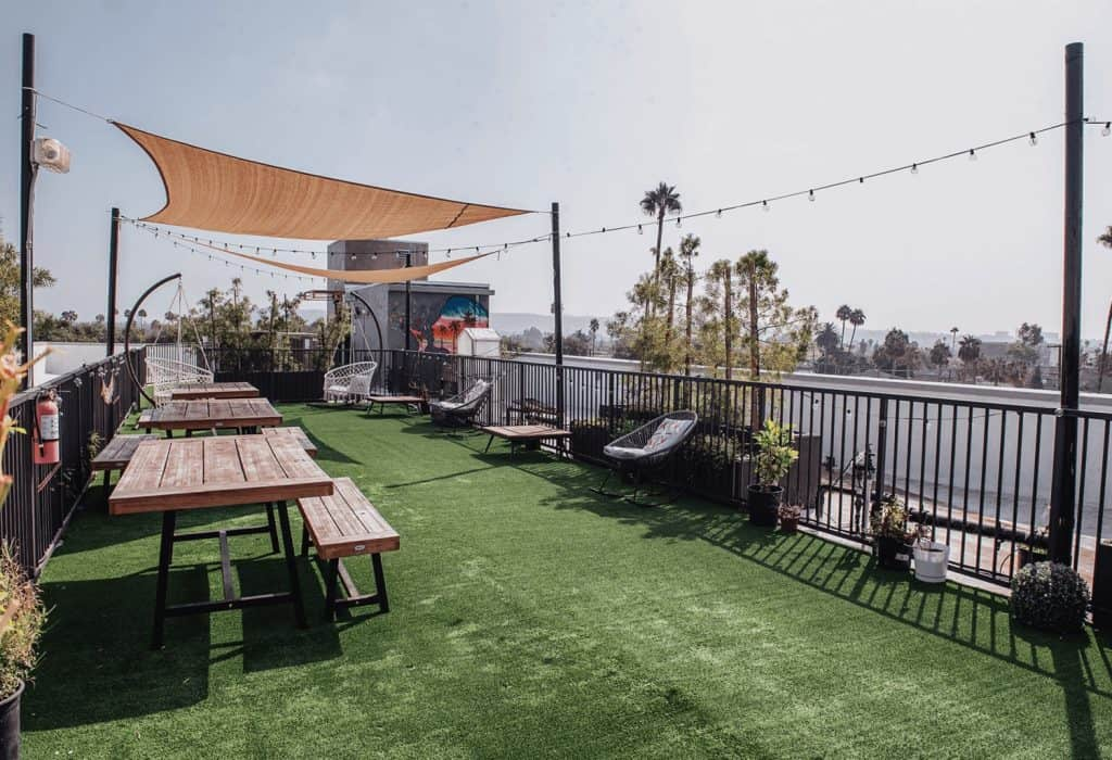 co living los angeles Live The Co