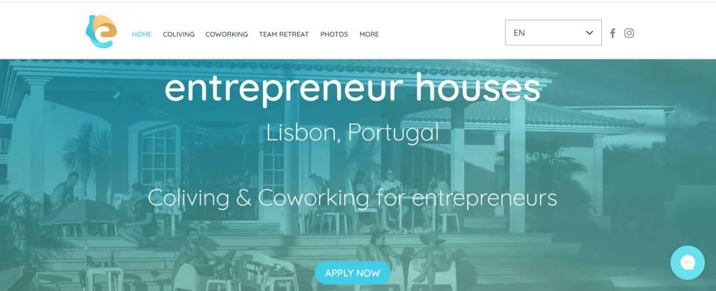 coliving portugal