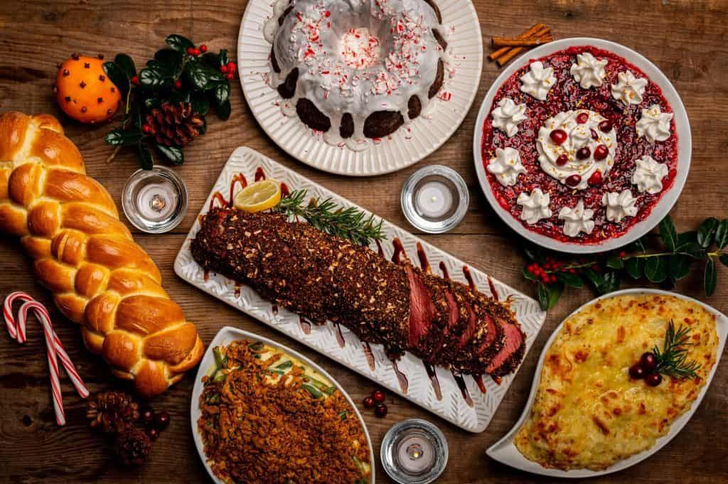 frugal Christmas meals