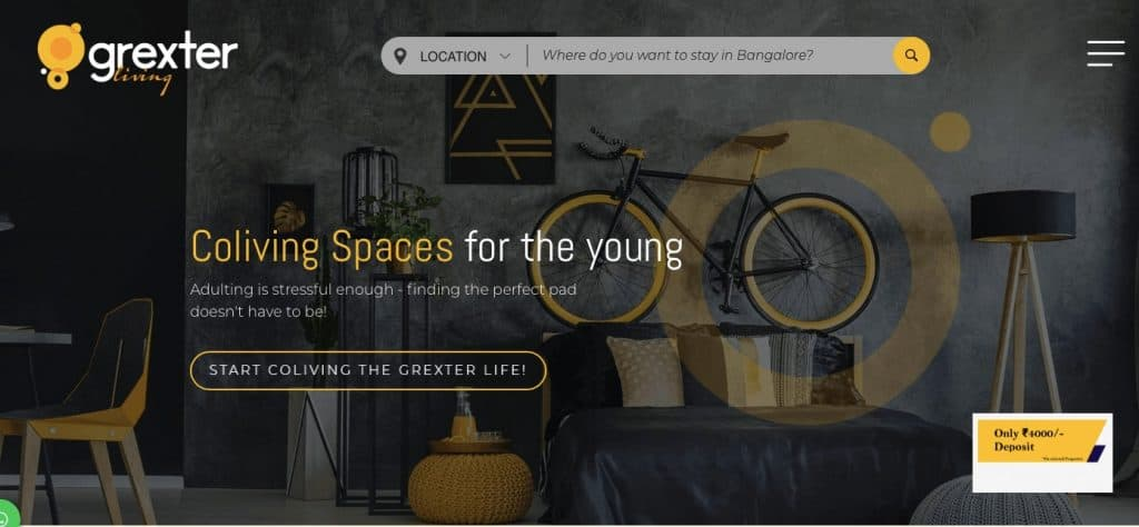 Coliving In Bangalore