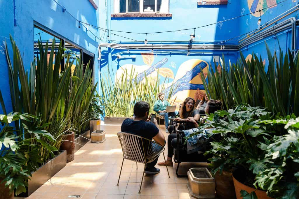 coliving mexico