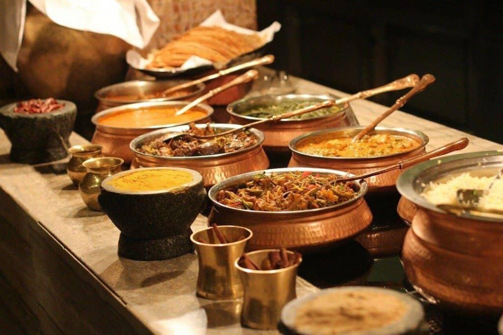 best food in India