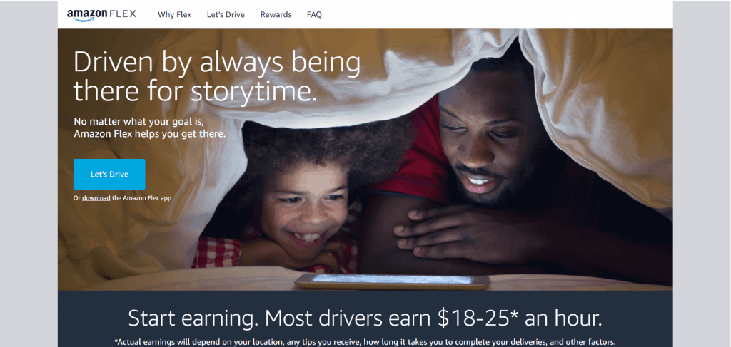 Amazon jobs from home