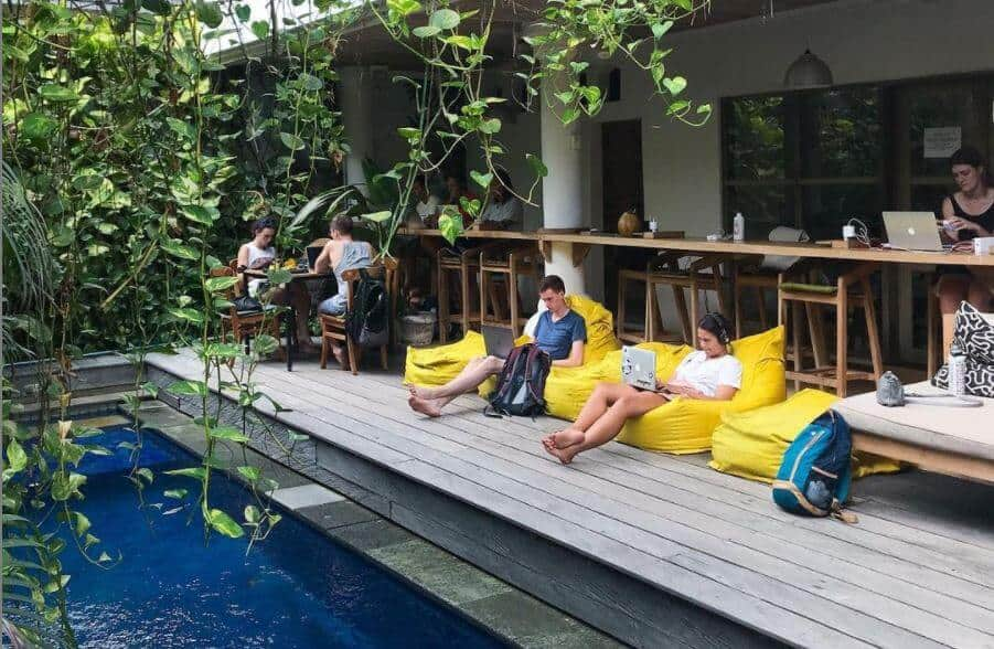 Coworking Space In Bali