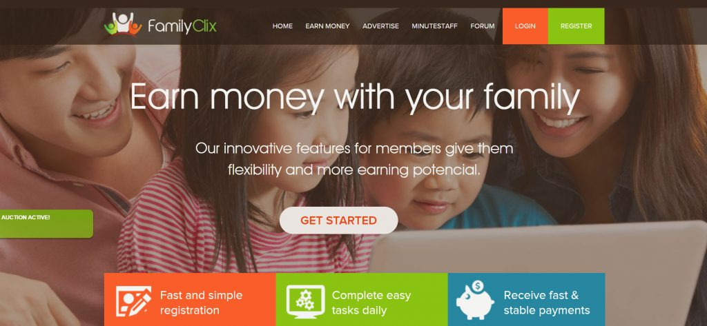 get paid to click unlimited ads