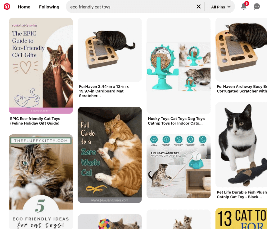 how to use Pinterest for Etsy