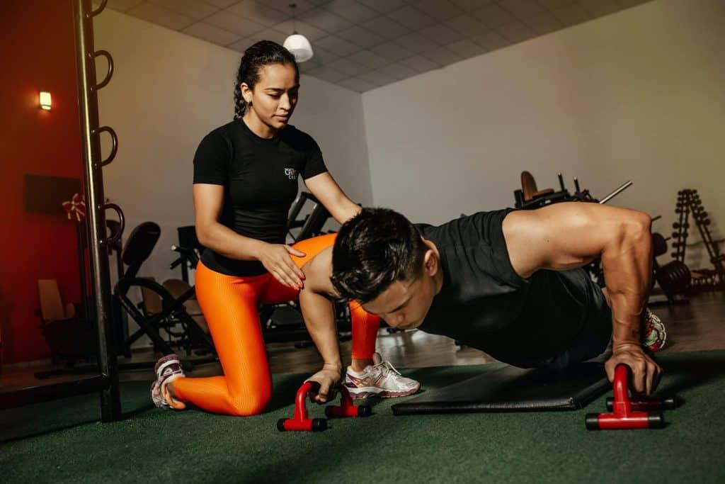Fitness jobs